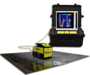 Concrete Scanning Readouts